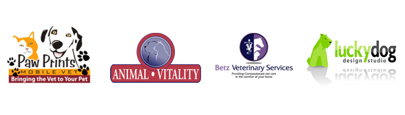 Pet Logos - The use of pets in logo design