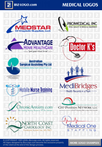 Medical Logo Samples