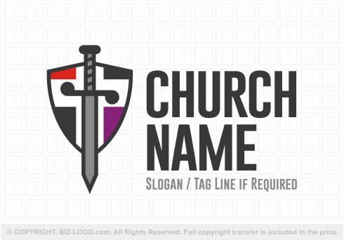 Cross Sword Logo