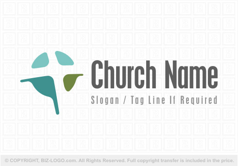 8068: Circle Church Logo