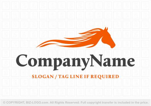 horse logo horse logo icon design vector image vector