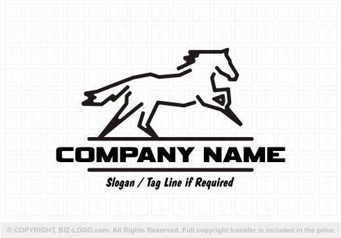 Horse Logo Images Stock Photos amp Vectors  Shutterstock