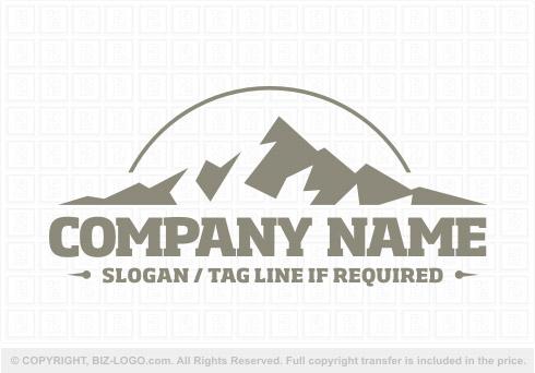 Readymade Mountain Logos