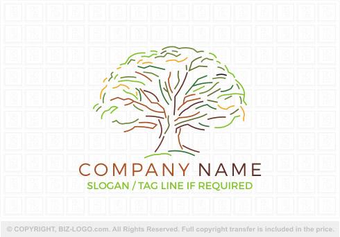 Oak Tree Logo 2